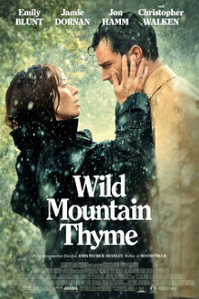 Poster - Wild Mountain Thyme
