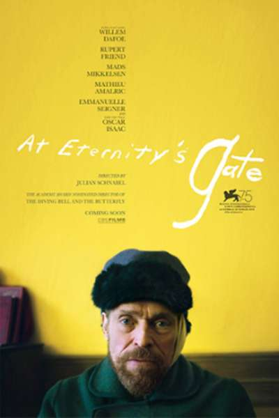 Poster - At Eternity's Gate