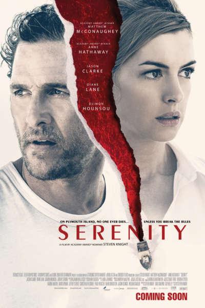 Poster - Serenity