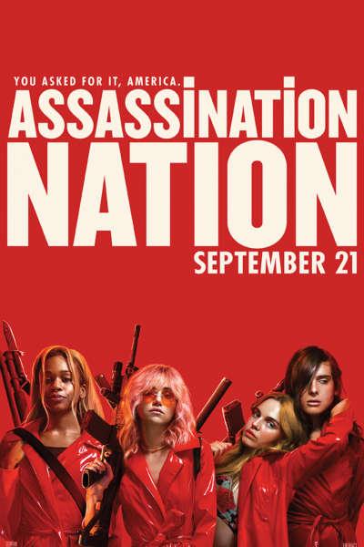 Poster - Assasination Nation