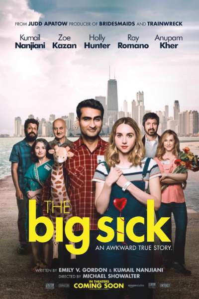 Poster - The big sick