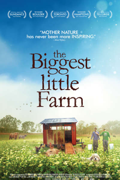 Poster - The Biggest Little Farm