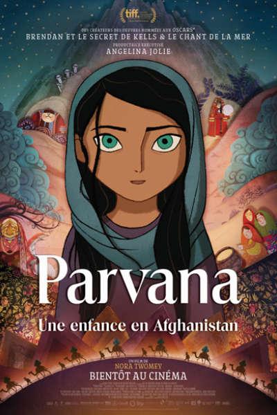 Affiche - Parvana : une enfance en Afghanistan