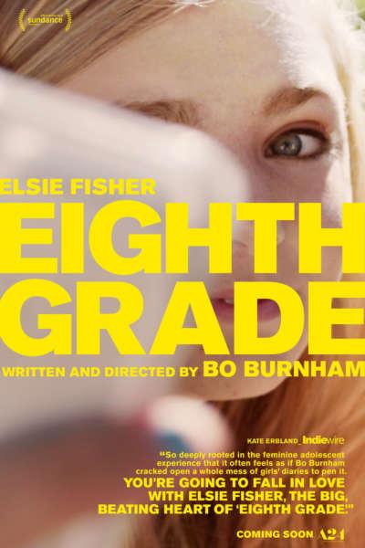 Affiche - Eighth Grade