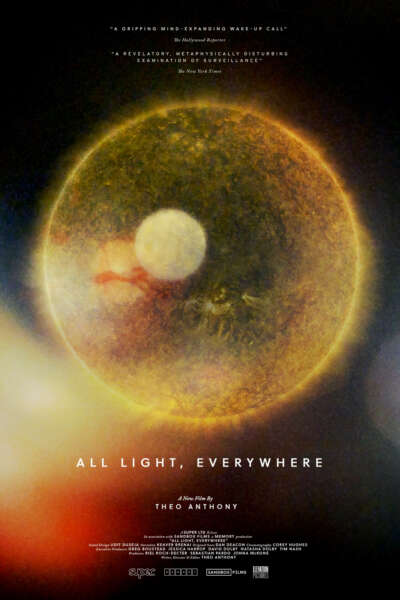 Affiche - ALL LIGHT, EVERYWHERE