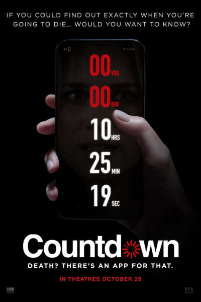 Poster - Countdown