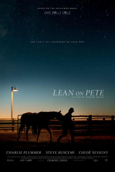 Affiche - Lean on Pete