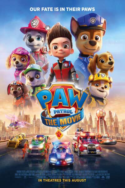 Poster - PAW PATROL: THE MOVIE