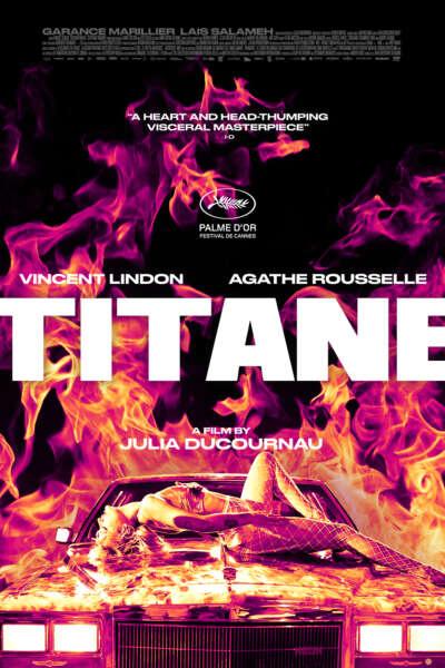 Poster - TITANE