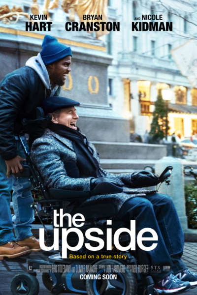 Poster - The Upside