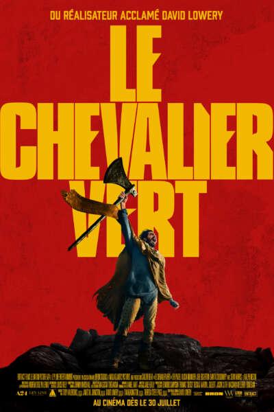 Affiche - Le Chevalier vert