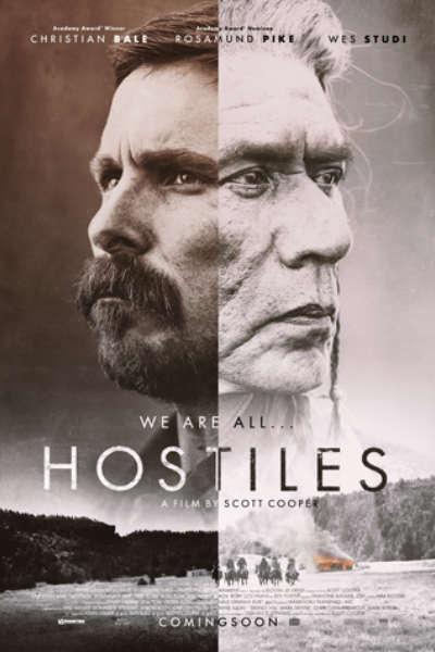 Affiche - Hostiles