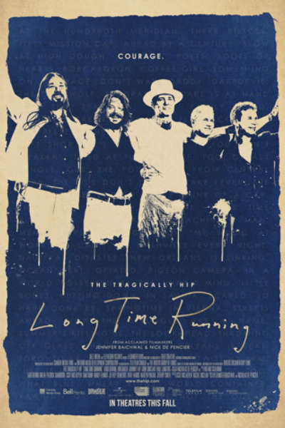 Poster - Long Time Running