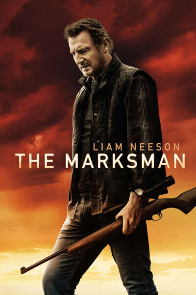 Poster - The Marksman