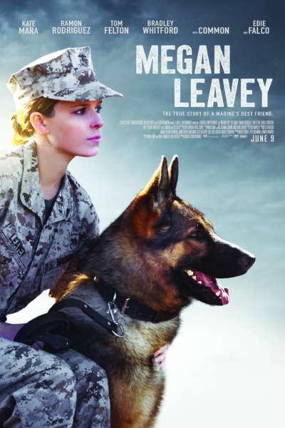 Poster - Megan Leavey