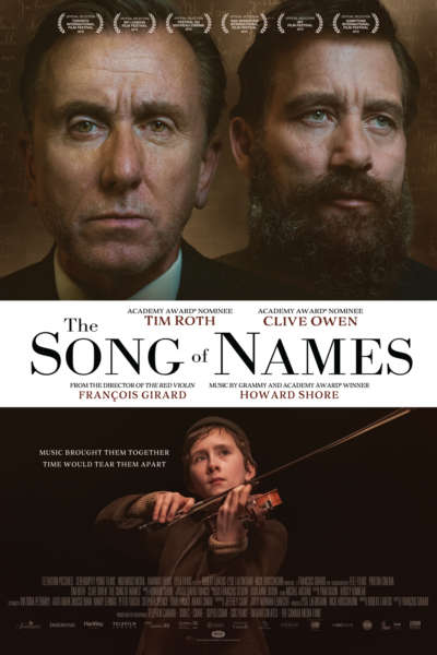 Poster - The Song Of Names