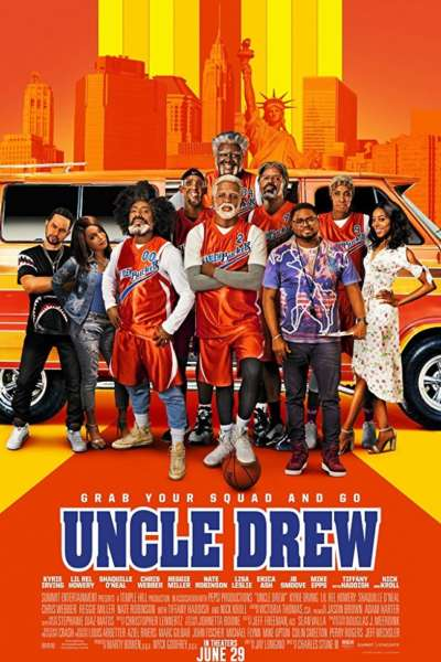 Poster - Uncle Drew