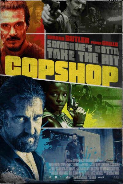 Poster - COPSHOP
