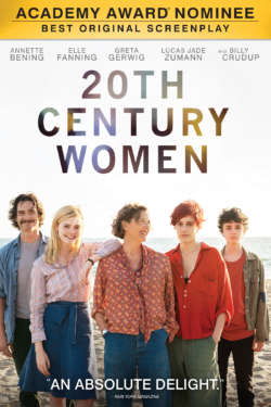 Poster - 20th century women