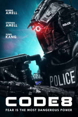Poster - CODE 8