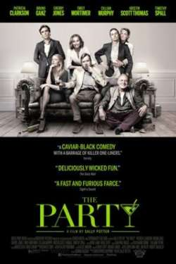 Poster - The Party