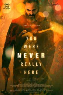 Poster - You were never really here