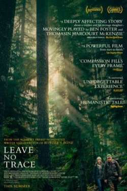 Poster - Leave no trace