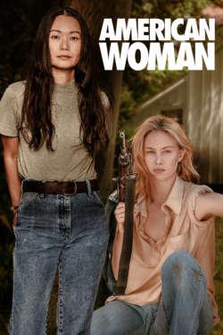 Affiche - Femme américaine