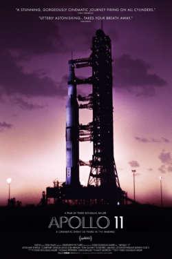 Affiche - Apollo 11