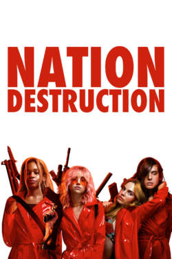 Affiche - Nation Destruction