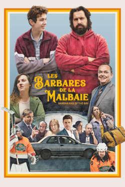 Affiche - Les Barbares de la Malbaie