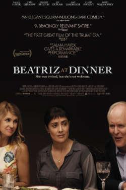 Poster - Beatriz at Dinner