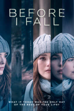 Poster - Before I fall