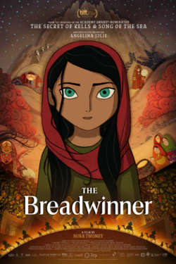 Poster - The Breadwinner
