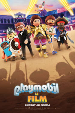 Affiche - Playmobil : Le film