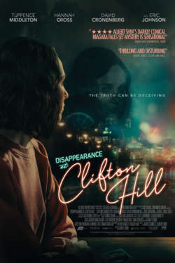 Poster - Disappearance at Clifton Hill