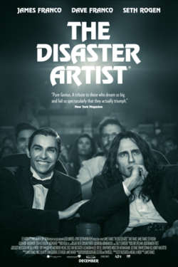 Affiche - L'artiste du désastre