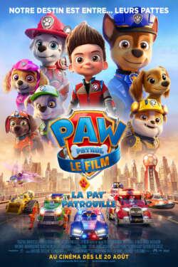 Affiche - LA PAT' PATROUILLE - LE FILM
