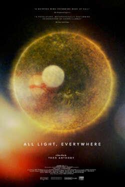 Poster - ALL LIGHT, EVERYWHERE