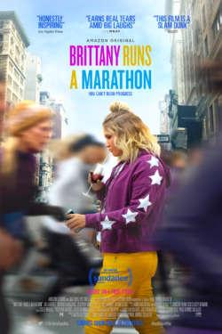 Poster - Brittany runs a marathon