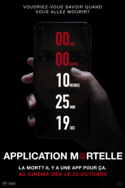 Affiche - Application mortelle