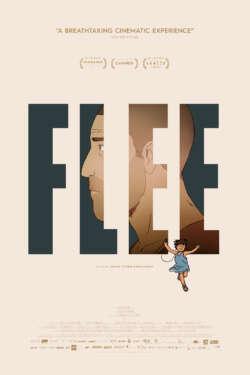 Affiche - FLEE