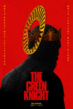 Poster - The Green Knight