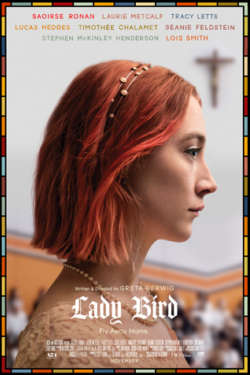 Poster - Lady Bird