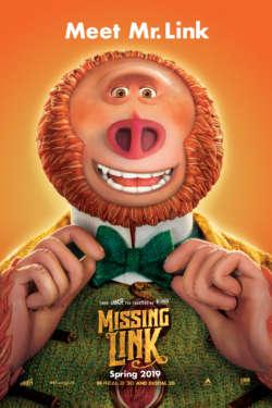 Poster - Missing Link