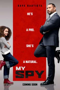 Poster - My Spy