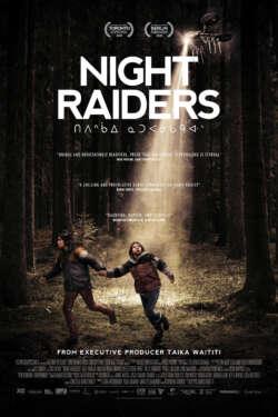 Poster - Night Raiders