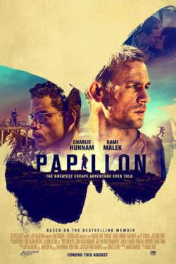 Poster - Papillon