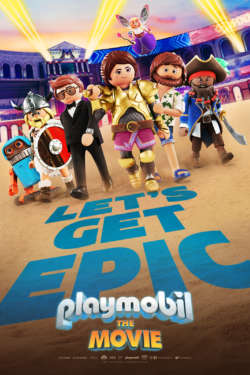 Poster - Playmobil : The movie