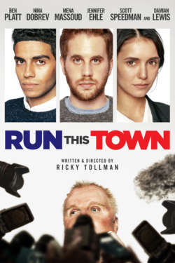 Poster - Run this town